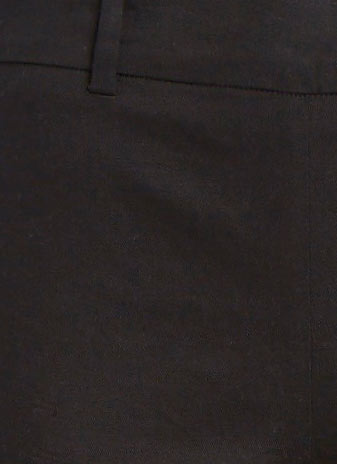 Brigitte Cigarette Trousers - Black