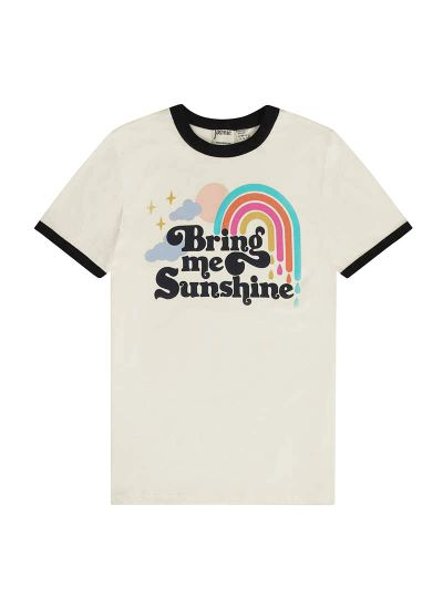 Eric Bring Me Sunshine Slogan Tee Product Front