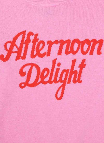 Pink Slogan Top from South sizes 8,12