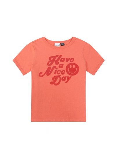 Sunny Nice Day Slogan Tee Product Front