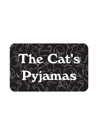 E-Gift Voucher – The Cat's Pyjamas
