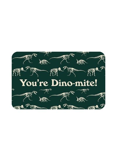 E-Gift Voucher – You're Dino-mite