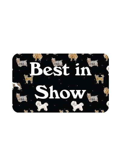 E-Gift Voucher – Best in Show