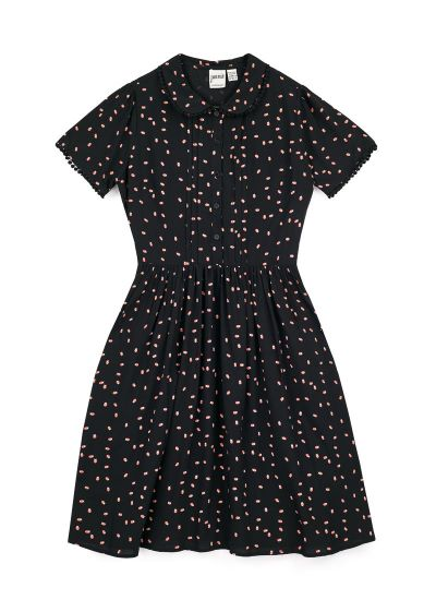 Elsie EcoVero™ Ladybird Print Tea Dress