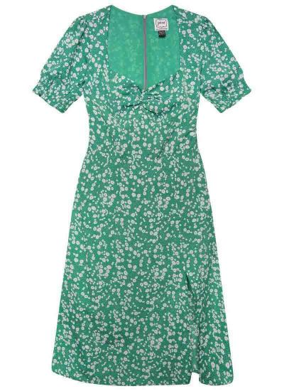 Florrie Ditsy Floral Print Tea Dress