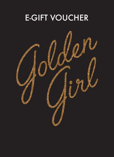 Joanie Clothing Golden Girl e-Gift Voucher