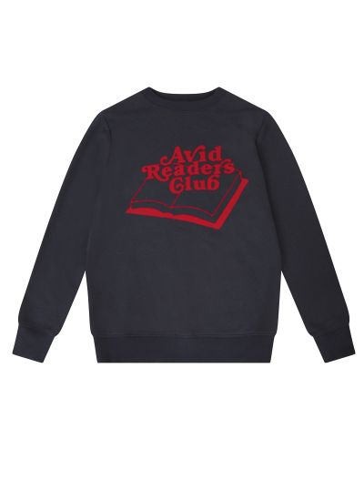 Bronte Readers Club Sweatshirt - Navy
