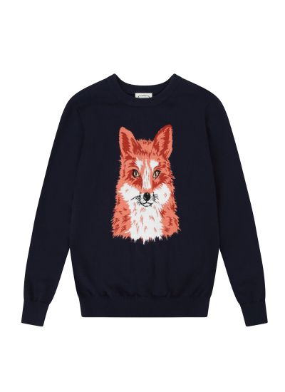 Sam Fox Intarsia Jumper