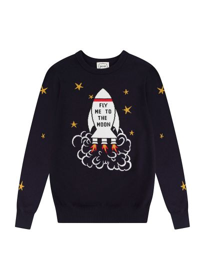 Sharman Fly Me To The Moon Jumper