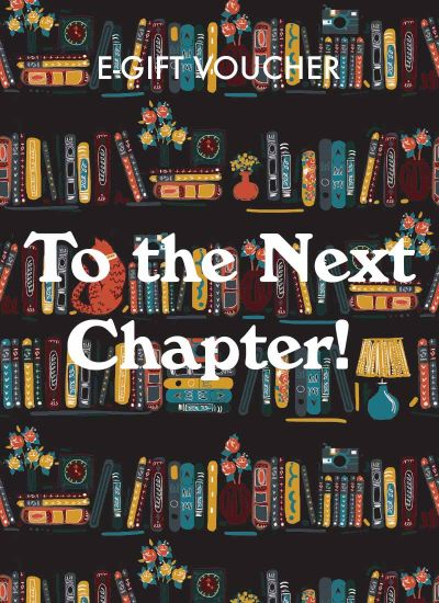 Joanie Clothing e-Voucher - Book Design - To the Next Chapter