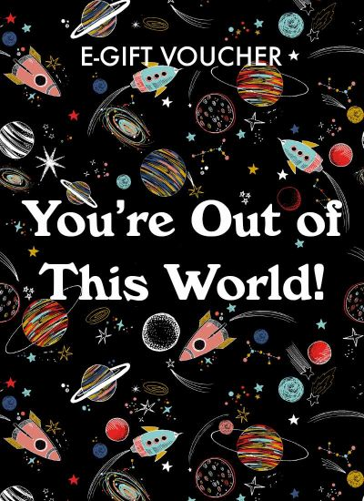 Joanie Clothing Gift Voucher - Out of This World