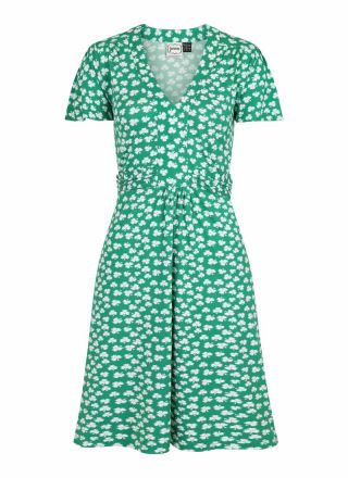 Alexis Clover Print Jersey Dress Product