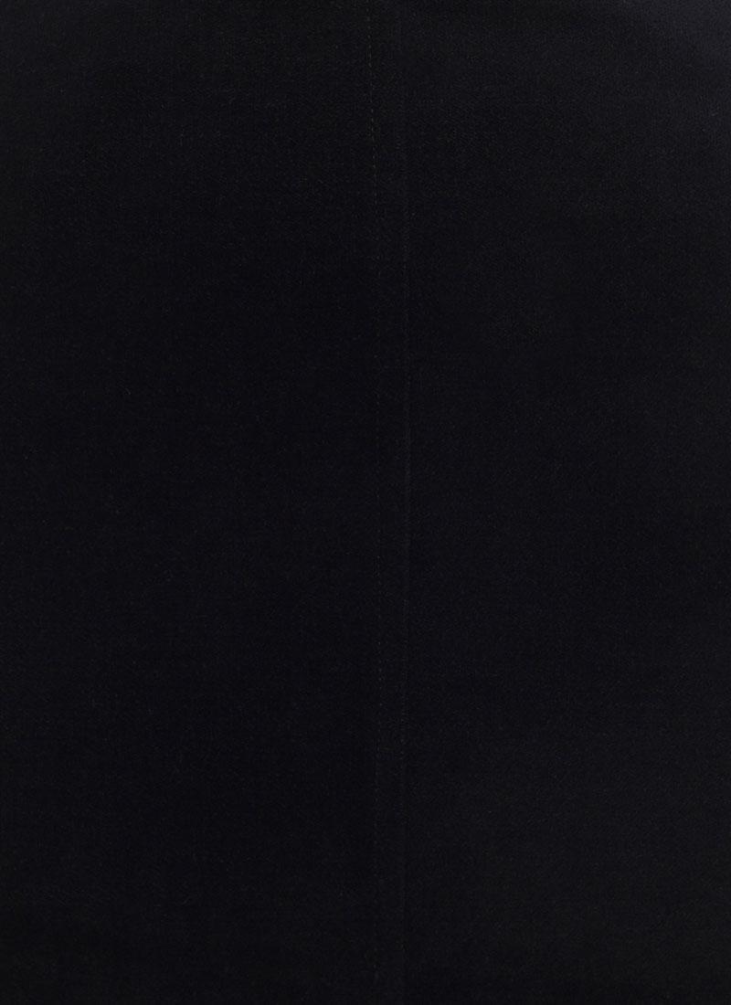 Elle Pocket Pencil Skirt - Black
