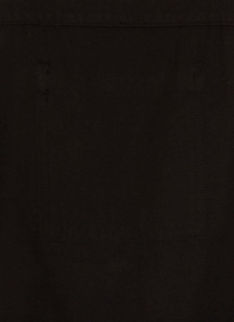 Kareema Classic Dungarees - Black