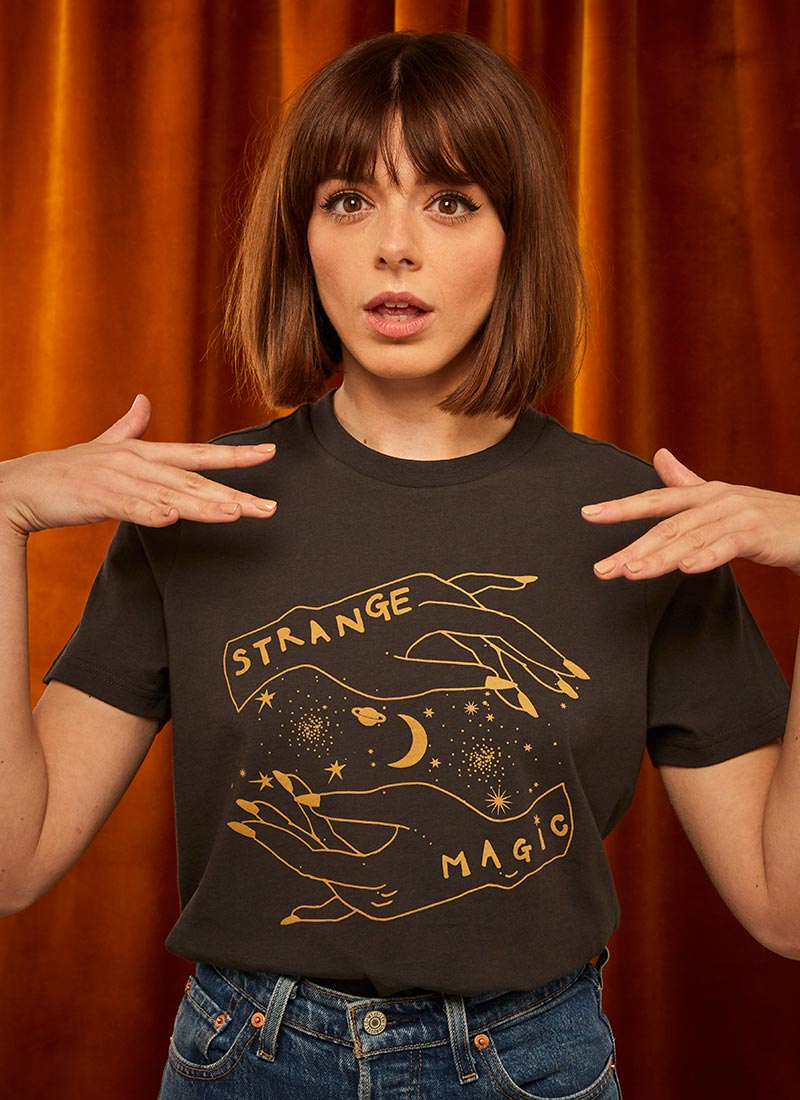 Joanie X Sophia Rosemary - Lynne Strange Magic Tee