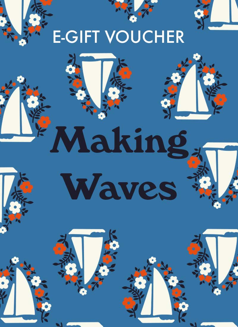 E-Gift Voucher – Making Waves