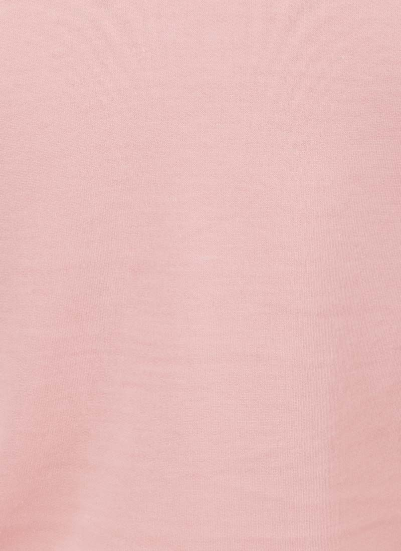 Miko Embroidered Floral Collar Top - Pink