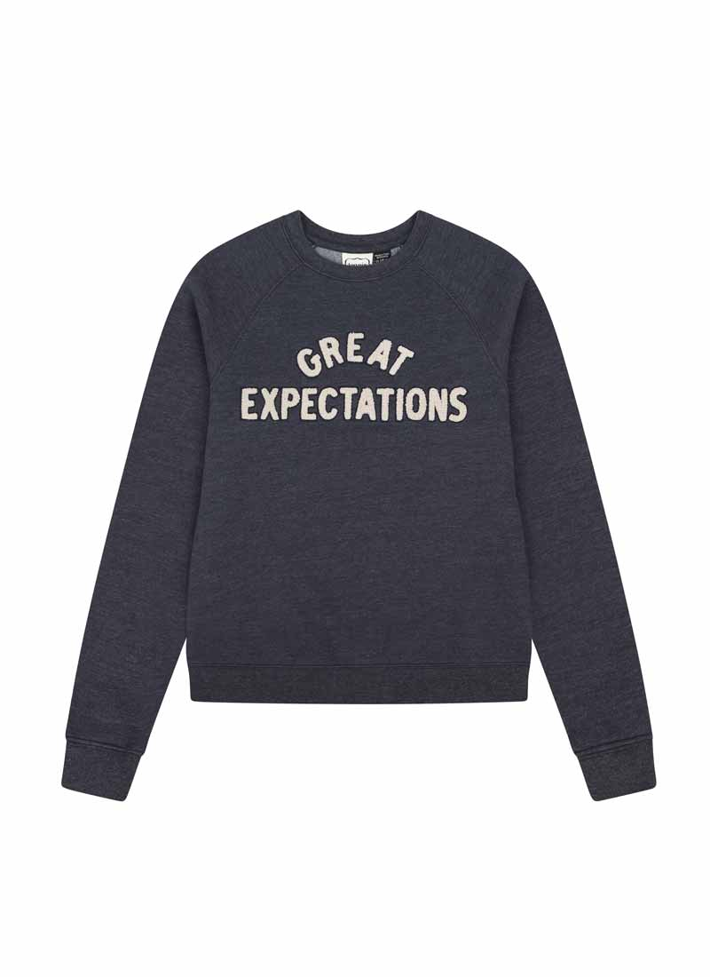 Pip Great Expectations Sweatshirt Product Front