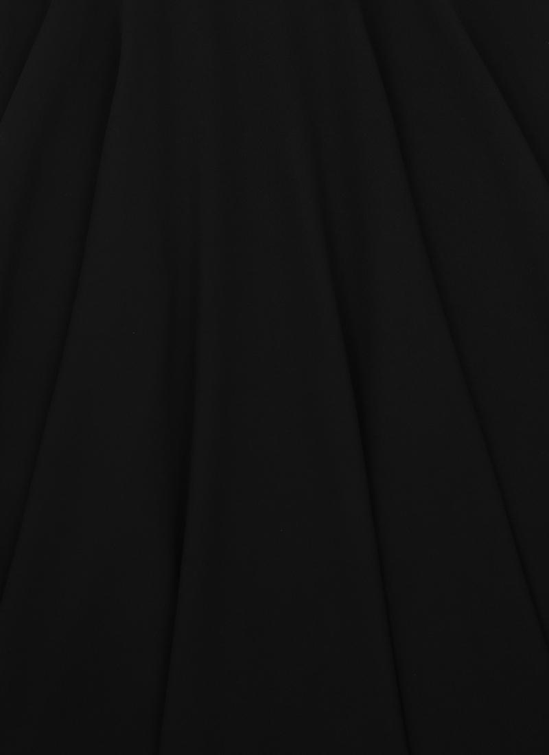 Shirley Full Circle Skirt - Black