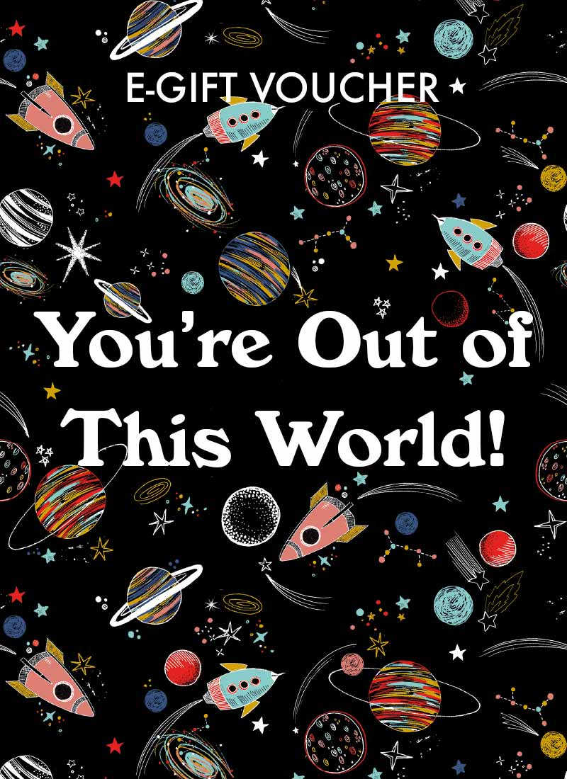 E-Gift Voucher – Out of This World