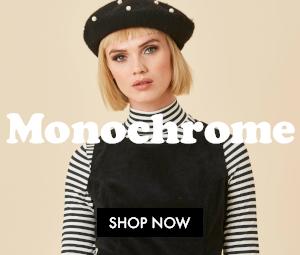 Joanie Monochrome