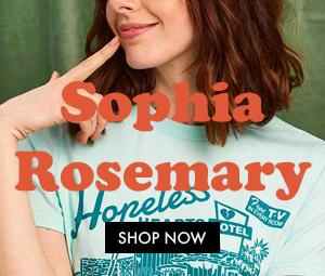 Joanie X Sophia Rosemary