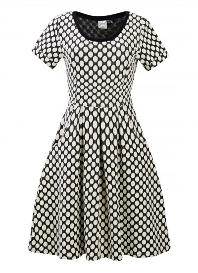 Cece Polka Dot Dress