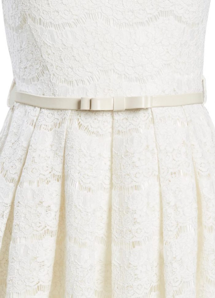 Annie Lace Overlay Dress
