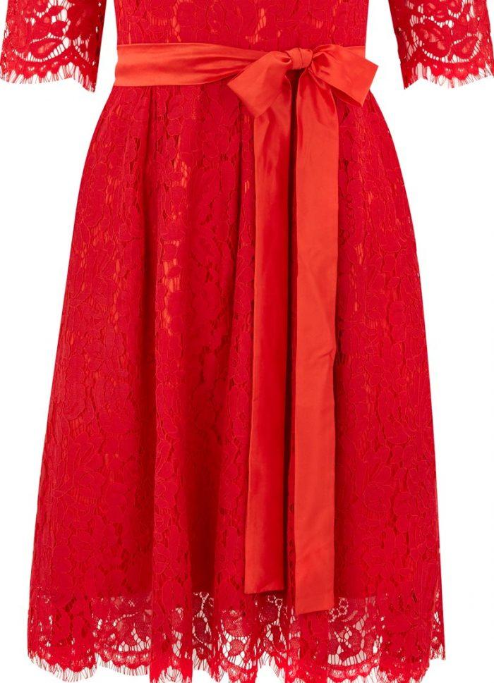 Audrina Lace Dress