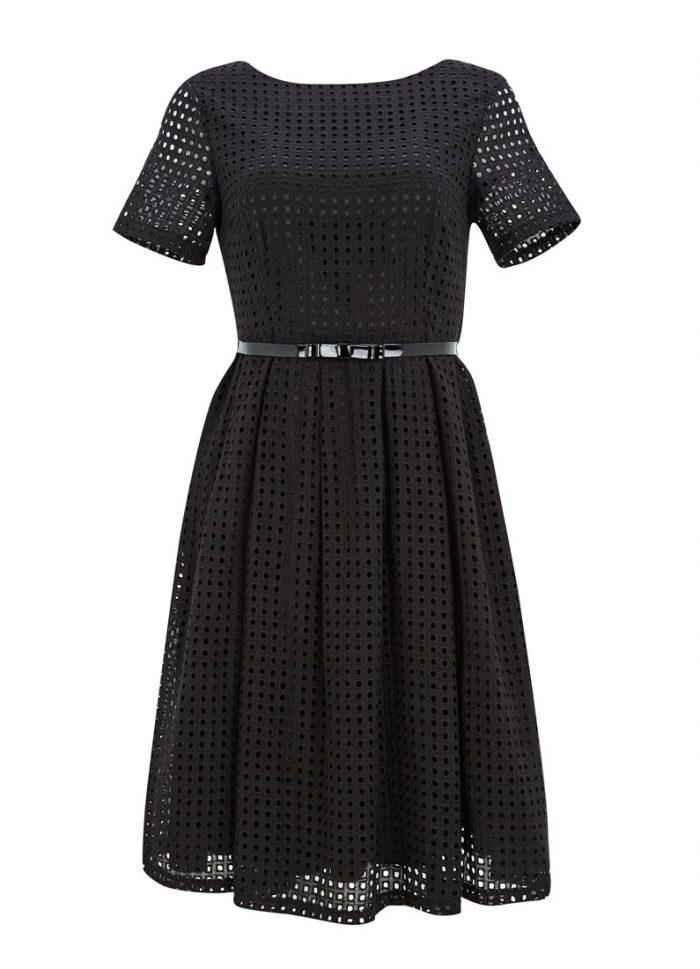 Jane Black Cut-out Dress