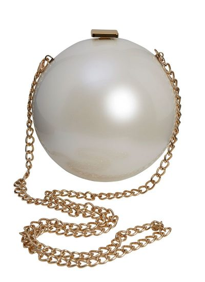 Pearl Novelty Evening Bag