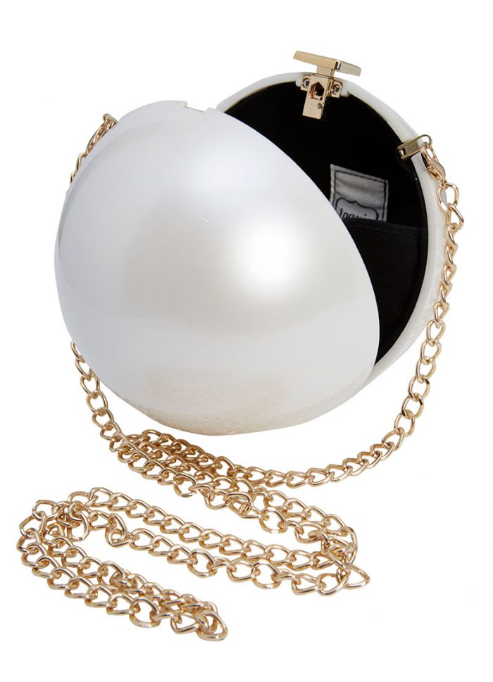 Pearl Shaped Bag
