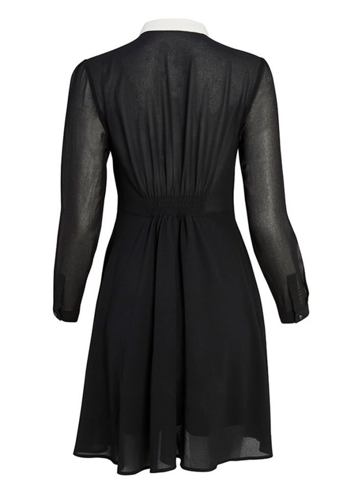 Ronnie New York Collar Dress