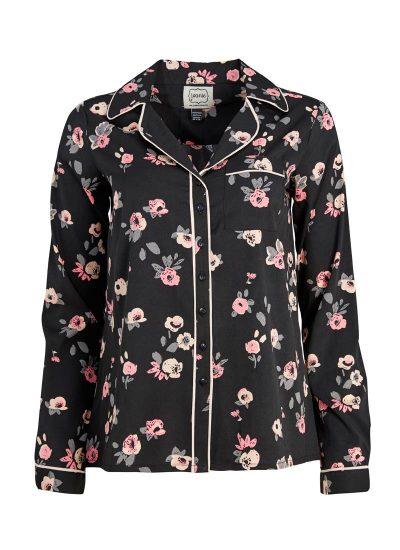 PJ Style Floral Shirt