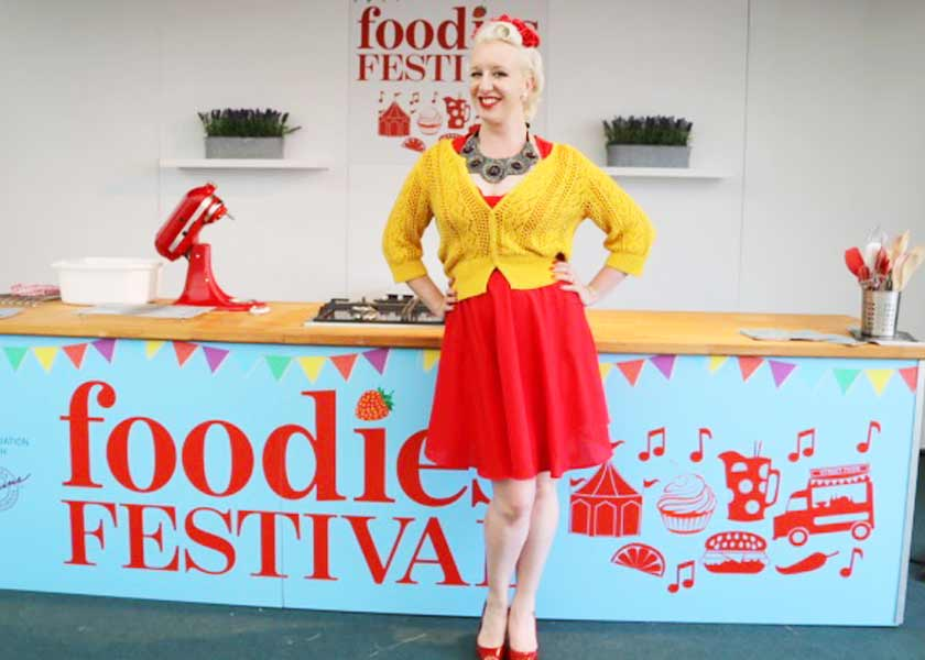 Foodies Festival, Tatton Park