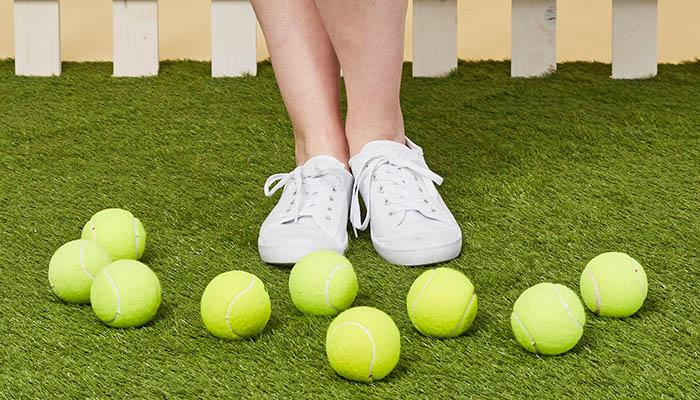 Wimbledon: Only the Whitest Whites Will Do