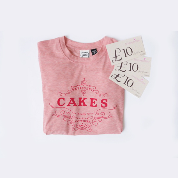Hummingbird Bakery Voucher Giveaway