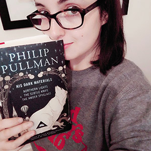 Joanie's Open Book-Club X His Dark Materials