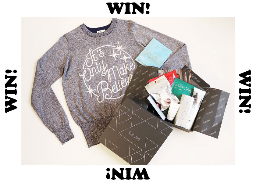 COHORTED GIVEAWAY!