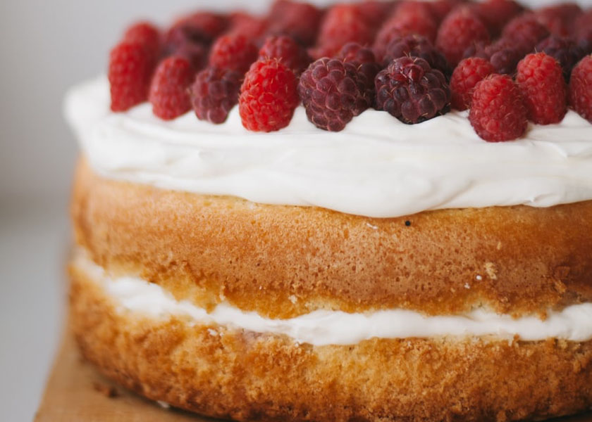 Classic VE Day Victoria Sandwich Recipe