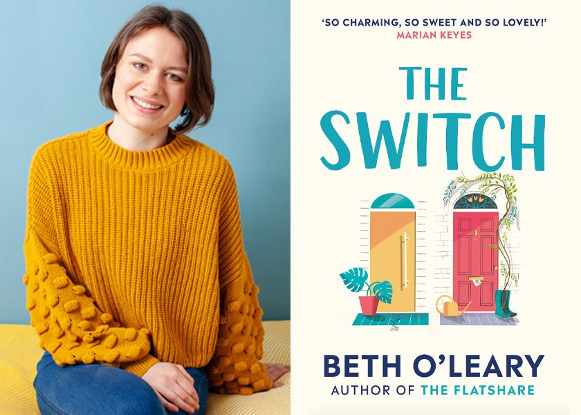 An Interview with Beth O'Leary: Author of the Switch