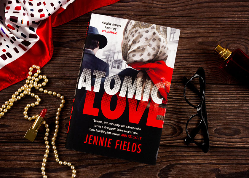 An Interview with Jennie Fields: Author of Atomic Love