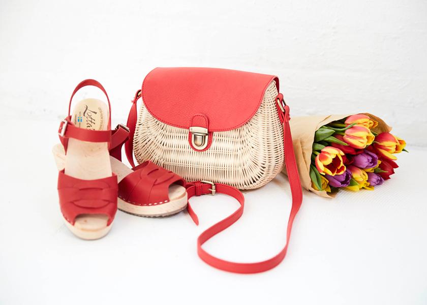 Lotta From Stockholm X Joanie Emmy Basket Bag Giveaway!