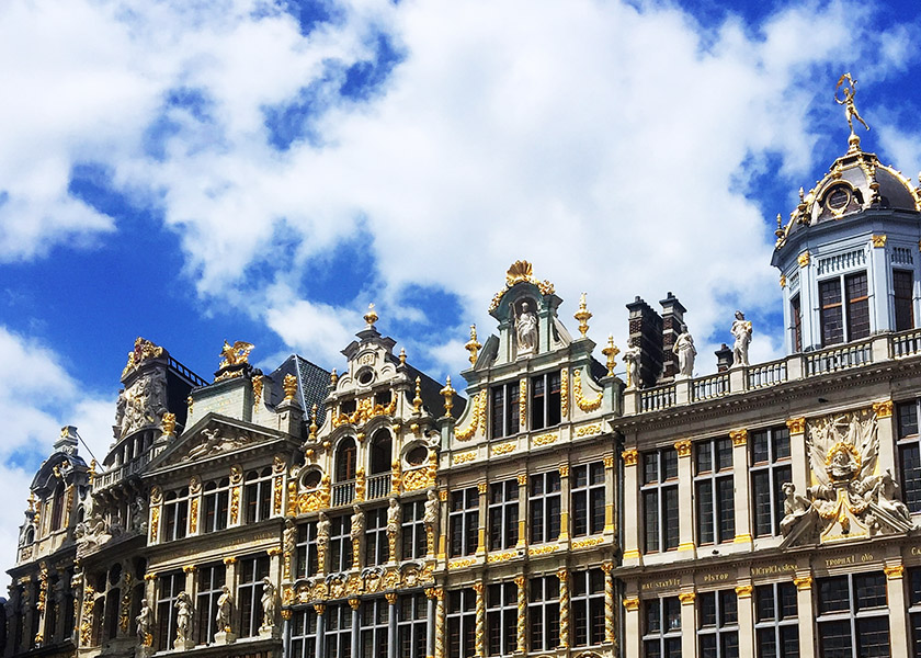 A Joanie Gal Guide To Brussels