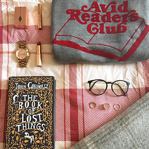 Joanie's Open Book-Club X The Book of Lost Things
