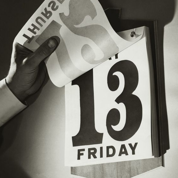 Friday 13th surprising superstitions
