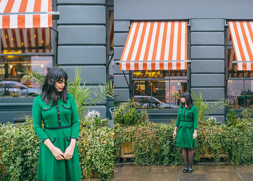 Supal Twig Dress Joanie