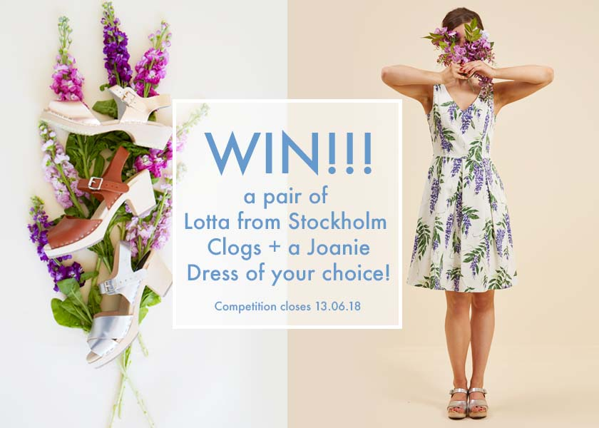 Lotta from Stockholm X Joanie Giveaway!