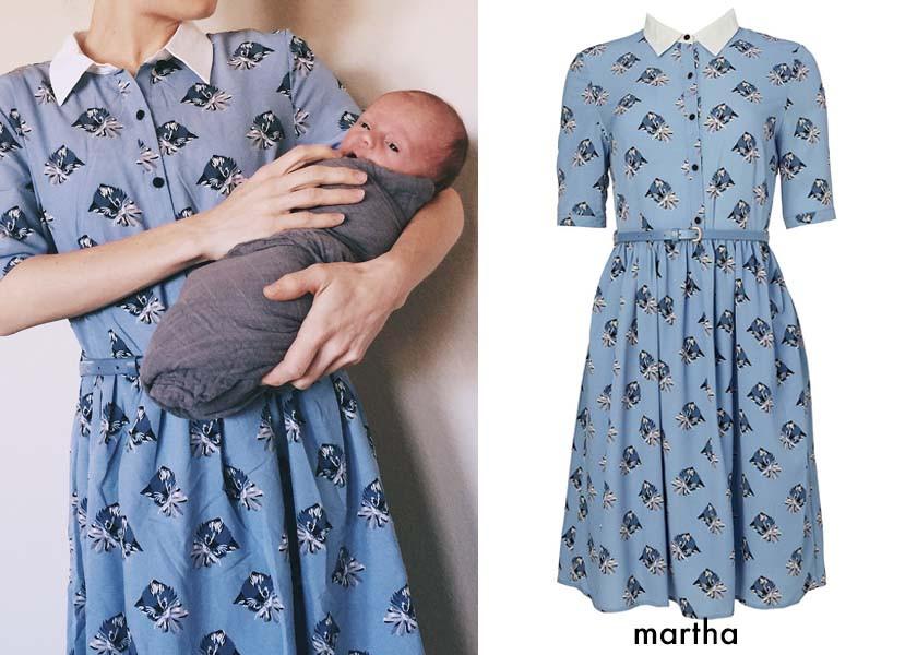 Mum Blogger Breastfeeding Style