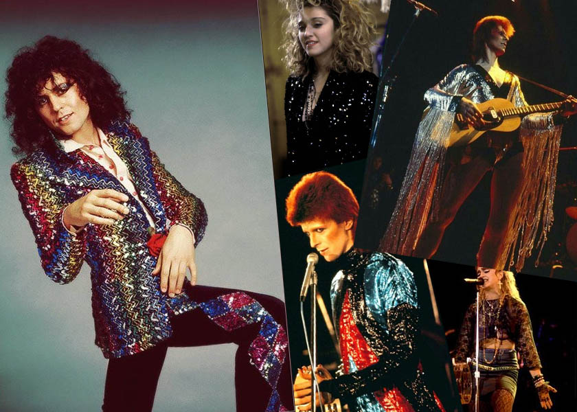 70s Glam Rock
